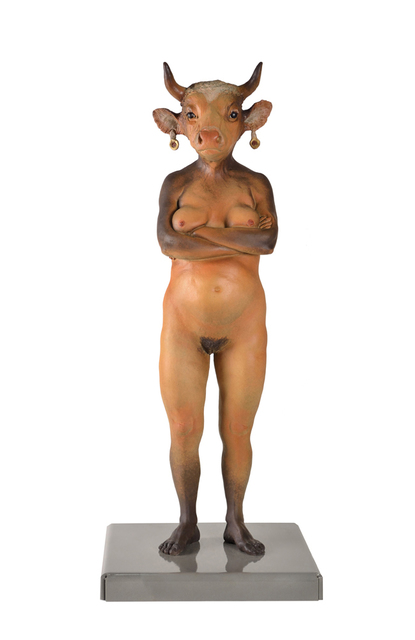 , 'Ms. Hathor,' 2013, SLATE Fine Art Gallery