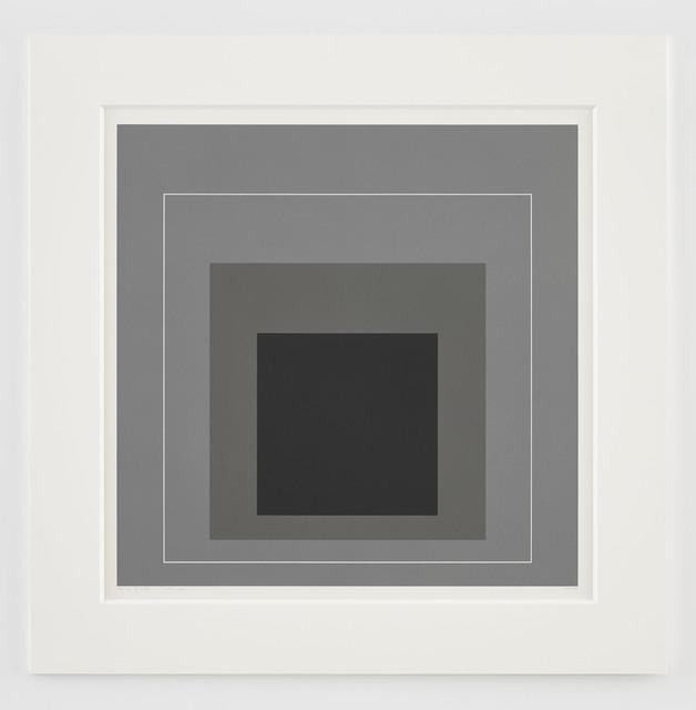 Josef Albers, 'WLS IX', 1966, Cristea Roberts Gallery