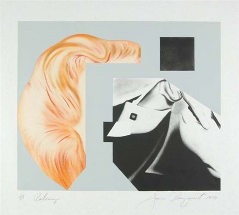, 'Balcony,' 1979, Rosenthal Fine Art