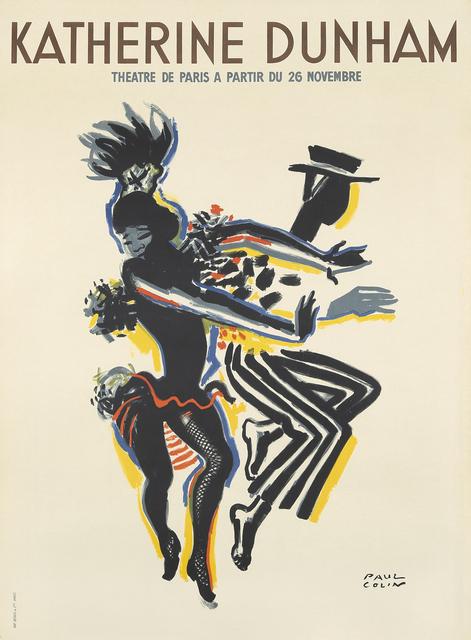, 'Katherine Dunham,' 1947, Rennert's Gallery