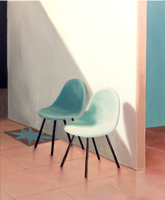 , 'Two chairs,' 2017, ART MORA