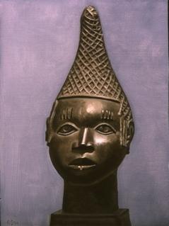 , 'Benin Head,' , Zenith Gallery