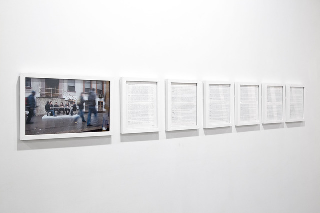 , 'Platform (documentation set), 2011,' 2011, Freight + Volume