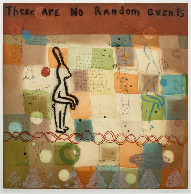 Squeak Carnwath, 'Random Events', 2002, Hindman