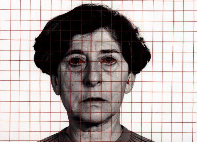 , 'Autoportrait avec yeux rouges,' 1999, espaivisor - Galería Visor