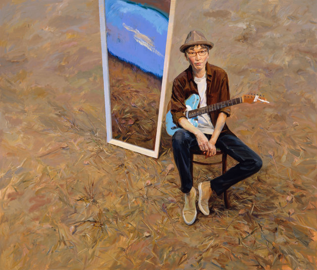 Yu Hong 喻红, 'A Sky of Oneself 《一个人的天空》', 2019, Long March Space