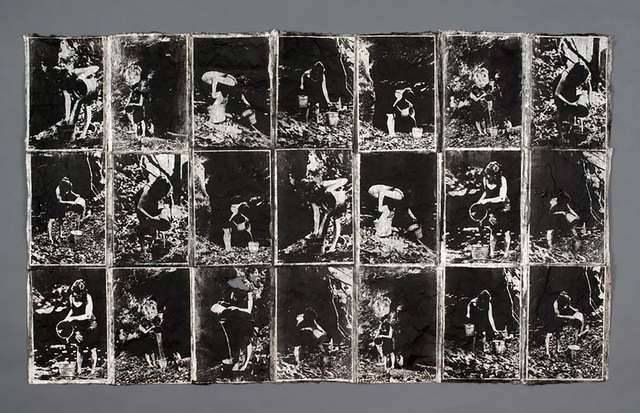 , 'Limestone Mine,' 2008, Gaa Gallery