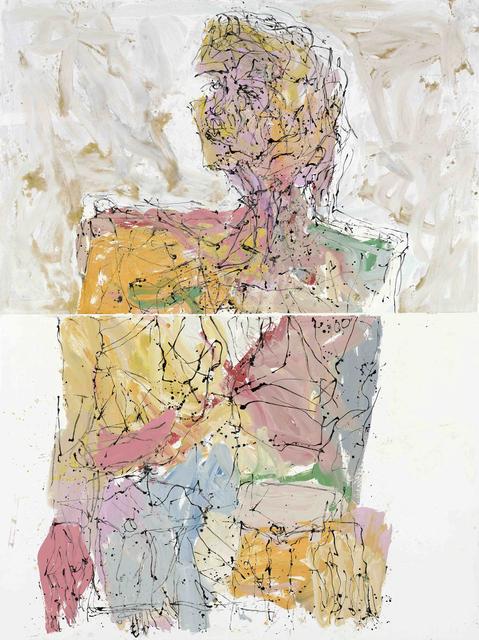 , 'Auf dem Weg nach Manchester,' 2011-2012, Gagosian Gallery