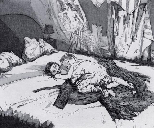 , 'Pendle Witches - Mist IV,' 1996, Marlborough London