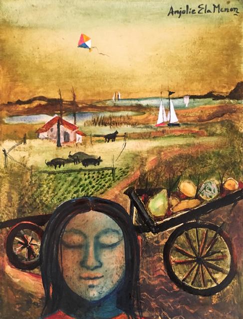 , 'Landscape,' 2017, Aicon Gallery
