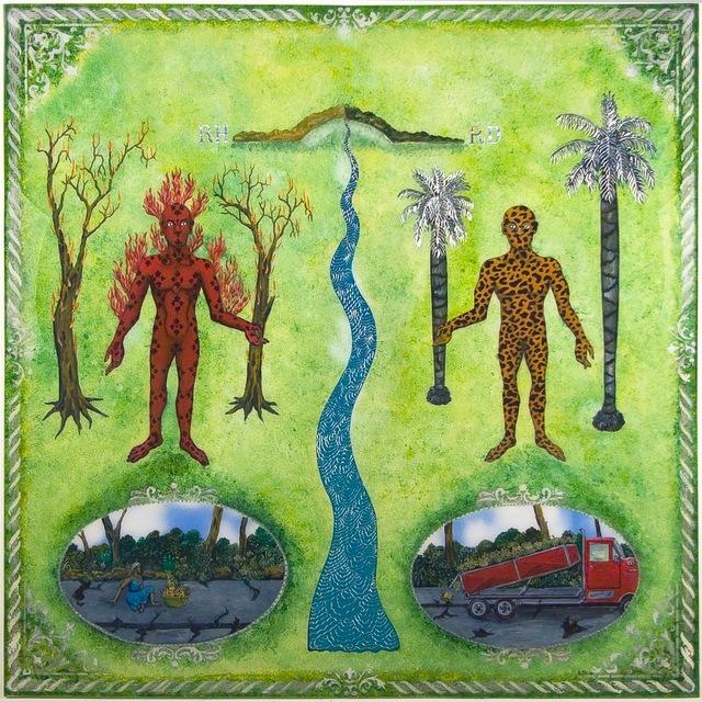 , 'Hispaniola Saga,' 2016, Lyle O. Reitzel