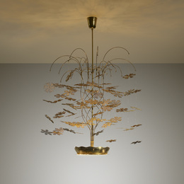 Rare and Important Chandelier