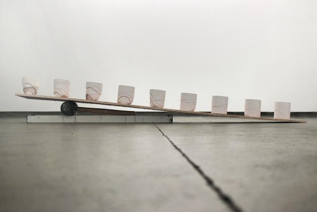 , 'Spirit level,' 2014, Josée Bienvenu