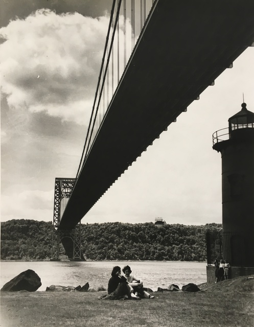 Nat Fein, 'George Washington Bridge', 1943, Jackson Fine Art