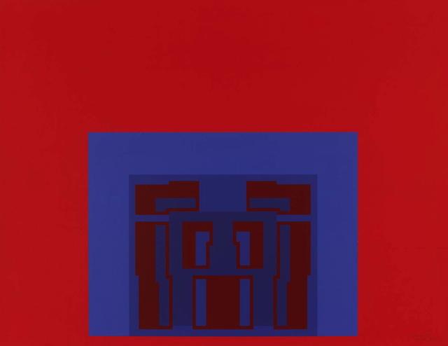 , 'The Paramount Suite (orange),' 1969, Bernard Jacobson Gallery