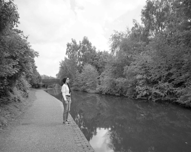 """, ''N.' by Canal, Winson Green (from the series """"What Photography has in Common with an Empty Vase""""),,' 2018, Catharine Clark Gallery"""