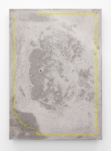 , 'Plan (Serif),' 2015, Vigo Gallery