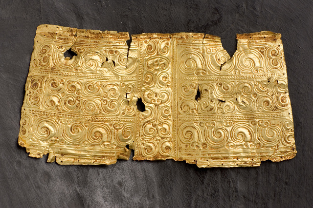 , 'Wrist wrap from Eastern Visayas,' ca. 10th to 13th century, Ayala Museum