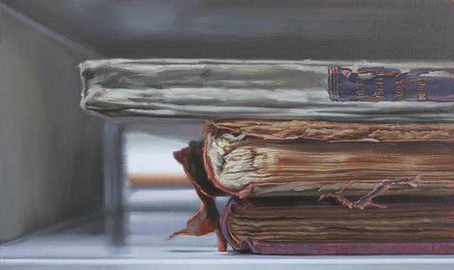 , 'Avery Architectual & Fine Arts Library,' 2017, Nicholas Metivier Gallery