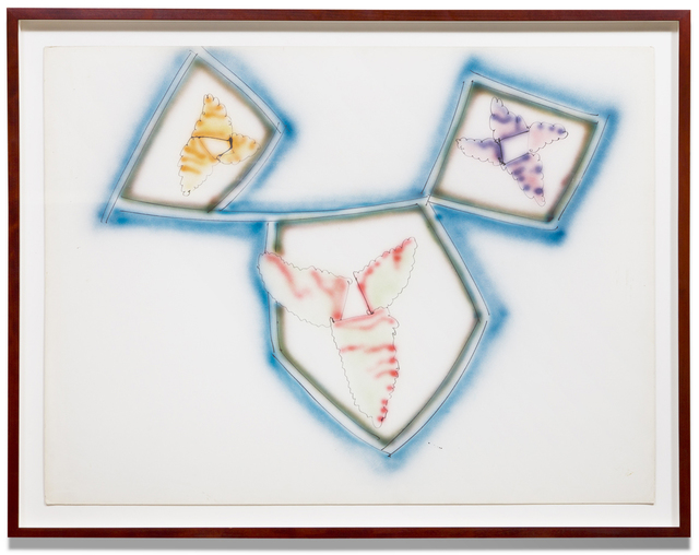 , 'Untitled (J-110),' 1967, Kohn Gallery