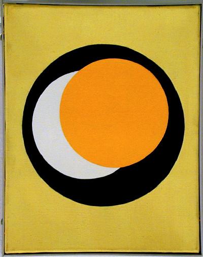 , 'cercles,' 1969, Galerie Denise René