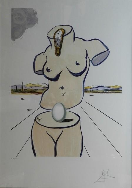 Salvador Dalí, 'Birth of Venus', 1979, Fine Art Acquisitions