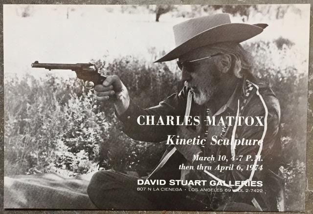, 'Vintage Exhibition Mailer,' 1974, Kwiat Art