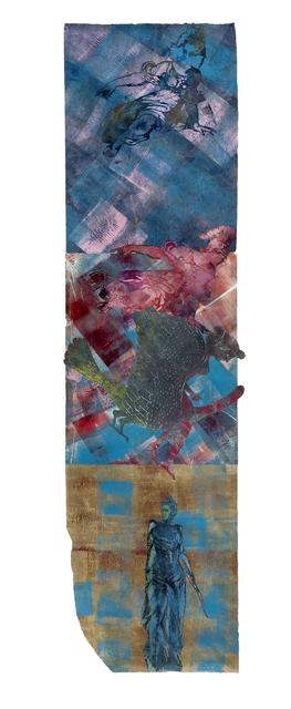 Nancy Spero, 'Athena - Leda - Diana - Victoire', 1996, Galerie Lelong & Co.