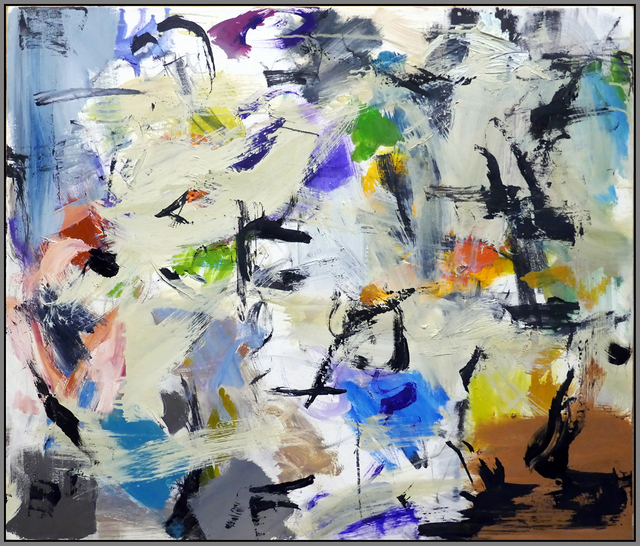 , 'Ouvert No 40,' 2018, Oeno Gallery