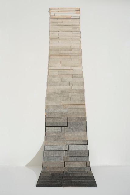 , 'Light to Dark Shroud,' 2017, Seager Gray Gallery