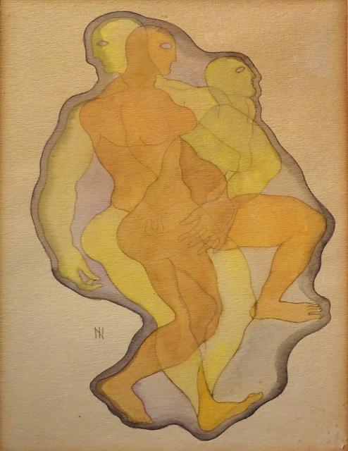 , 'Movimentação Interna (Internal Movimentation),' 1931, Ricardo Camargo
