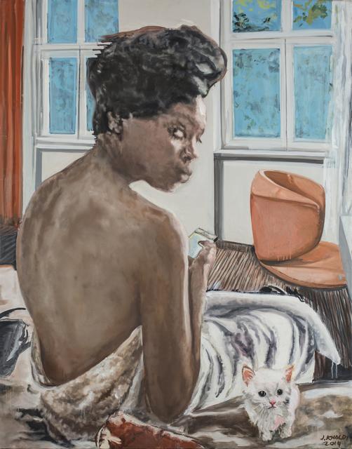 , 'Nicole,' 2013-2014, Meem Gallery