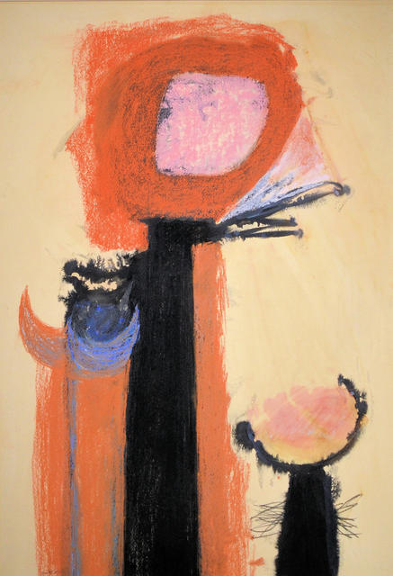 , 'Growth,' ca. 1954, Canadian Art Group