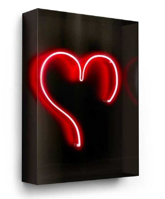 David Drebin, 'Big Heart', Art Angels
