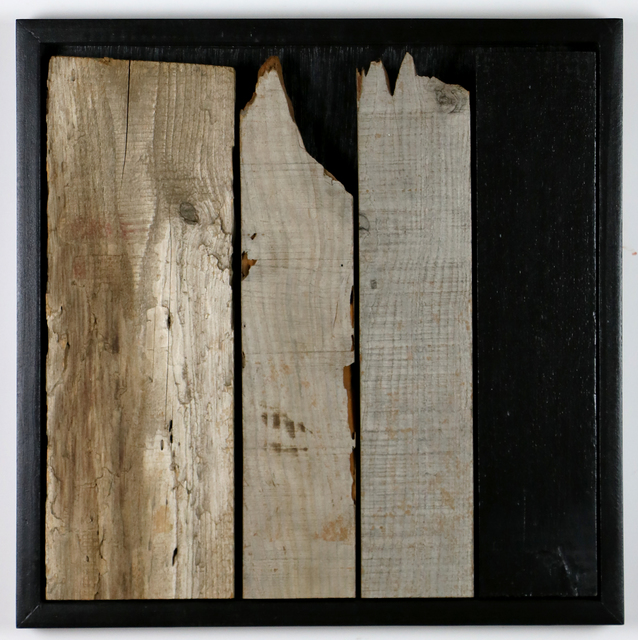 , 'Scrap Wood Painting #3,' ca. 2000, bG Gallery