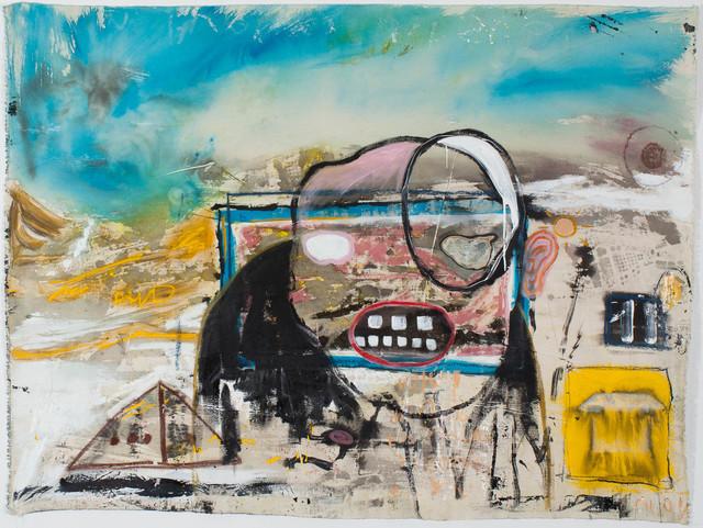 , 'Horizont,' 2016, 55Bellechasse