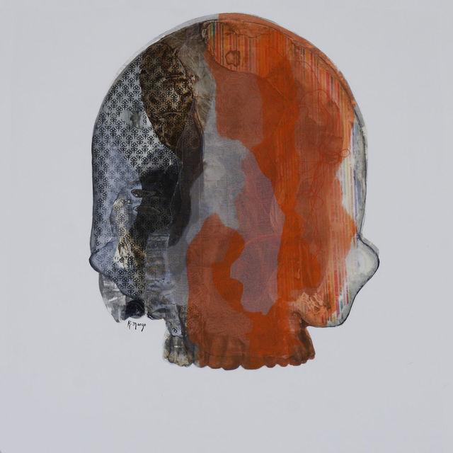 , 'Tanatos X,' 2016, Galería Nudo