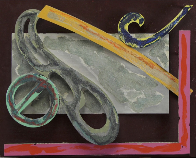 Frank Stella, 'Bonin Night Heron', Dean Borghi Fine Art