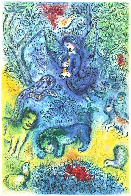 , 'La flûte enchantée (The Magic Flute),' 1967, Masterworks Fine Art