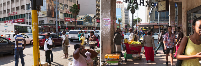 , 'Dr Pixley Kaseme Street, Durban,' 2016, Stevenson