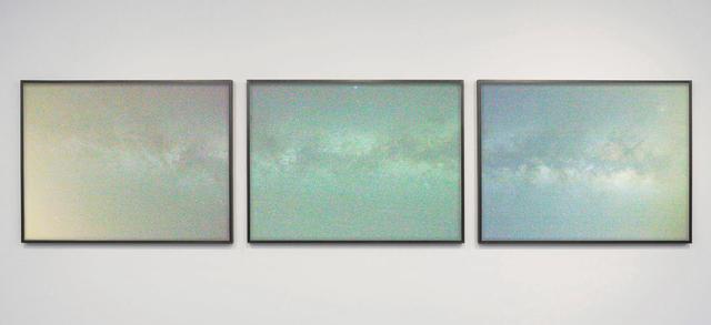 , 'Milky Way RGB (Triptych),' 2017, Rick Wester Fine Art