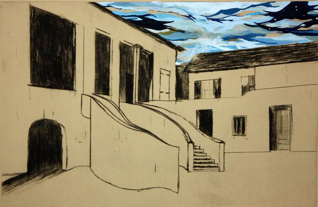 , 'Passage Goree,' 2011, Paulson Fontaine Press