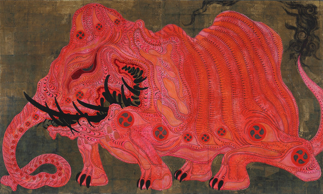 , 'Ancient Wild Elephant,' 2008, Mizuma Art Gallery