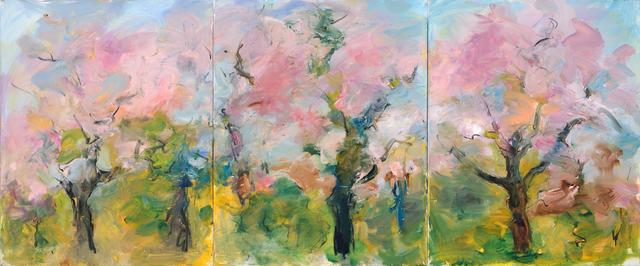 , 'Cherry Triptych,' 2014, Addison/Ripley Fine Art