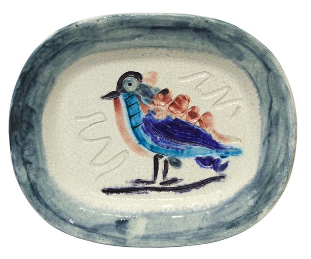 , 'Oiseau Polychrome (Polychrome Bird),' 1947, Heather James Fine Art