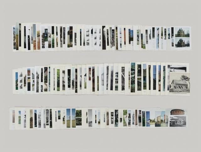 , 'Folder: Abandoned Buildings & Towns,' 2012, Gagosian