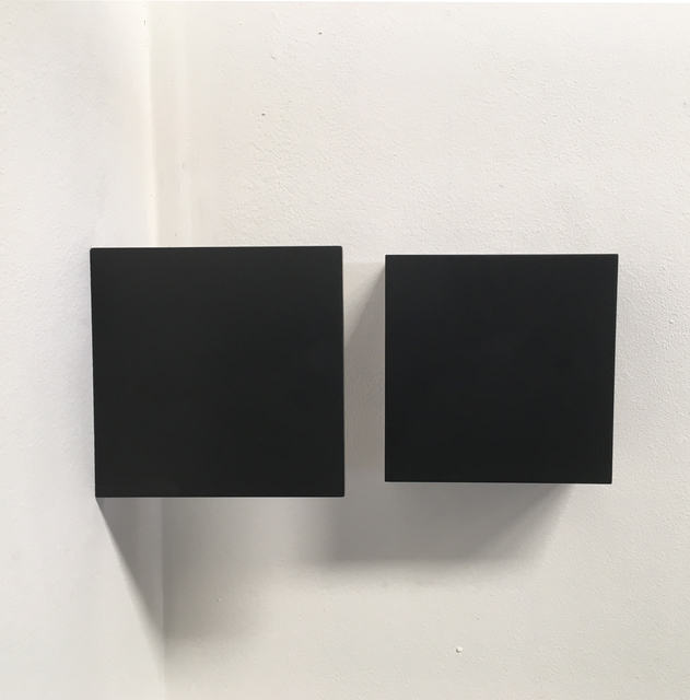 , 'Square: Asymmetrical Square,' 2018, Galerie Wenger