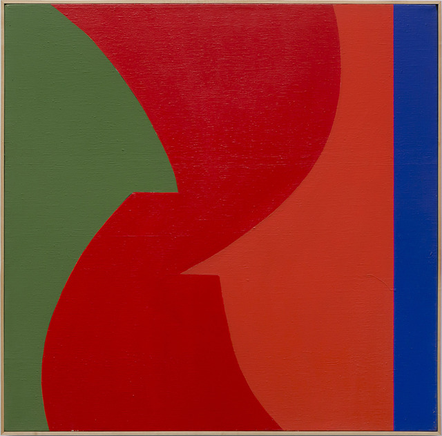 , 'Untitled (D),' 1967, Louis Stern Fine Arts
