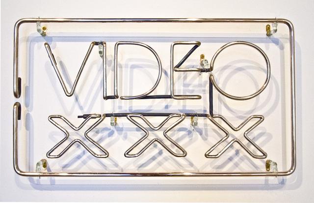 SuttonBeresCuller, 'XXX VIDEO', 2014, Greg Kucera Gallery