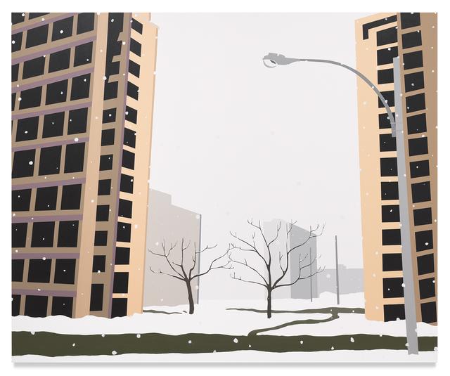 Brian Alfred, 'LES Housing', 2018, Miles McEnery Gallery
